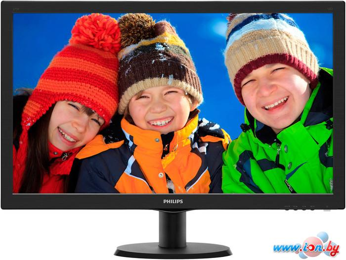 Монитор Philips 273V5LHSB/01 в Могилёве