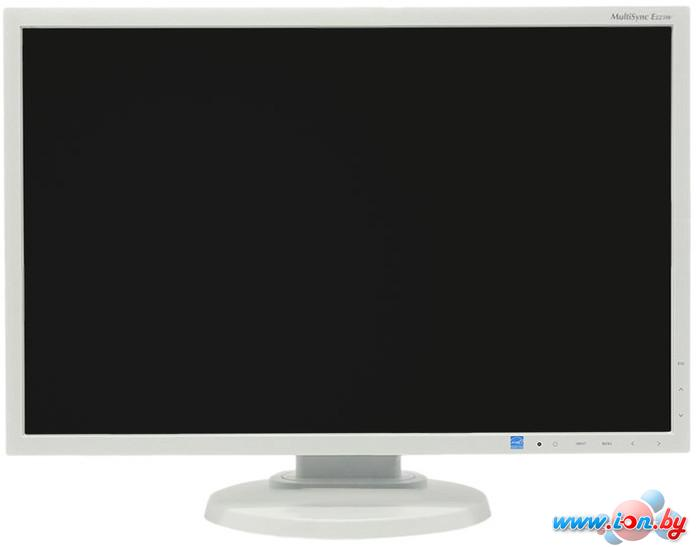 Монитор NEC MultiSync E223W White/White в Могилёве