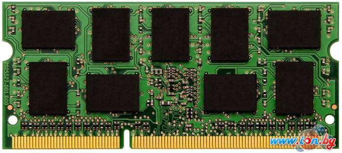 Оперативная память Kingston ValueRAM 8GB DDR3 SO-DIMM PC3-12800 (KVR16LSE11/8) в Могилёве