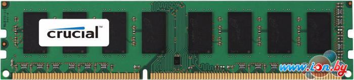Оперативная память Crucial 1GB DDR3 PC3-12800 (CT12864BA160B) в Могилёве