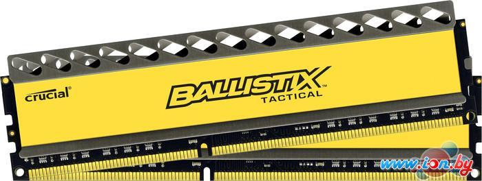 Оперативная память Crucial Ballistix Tactical 2x8GB DDR3 (BLT2CP8G3D1869DT1TX0CEU) в Могилёве