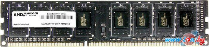 Оперативная память AMD Radeon Entertainment 2GB DDR3 PC3-12800 (R532G1601U1S-UO) в Могилёве
