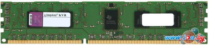 Оперативная память Kingston ValueRAM 4GB DDR3 PC3-12800 (KVR16R11S8/4) в Могилёве