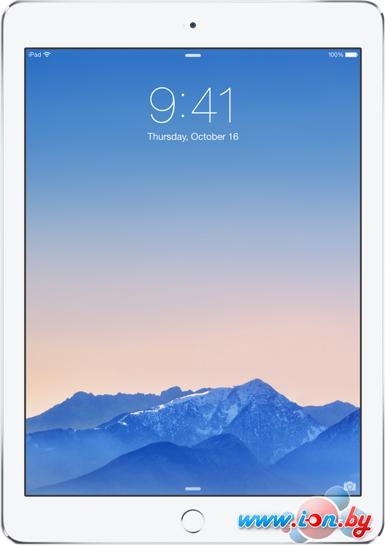 Планшет Apple iPad Air 2 64GB LTE Silver в Могилёве
