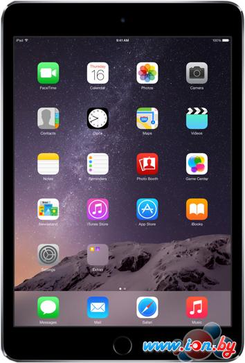 Планшет Apple iPad mini 3 128GB Space Gray в Могилёве