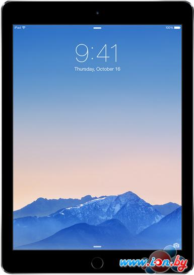 Планшет Apple iPad Air 2 16GB LTE Space Gray в Могилёве