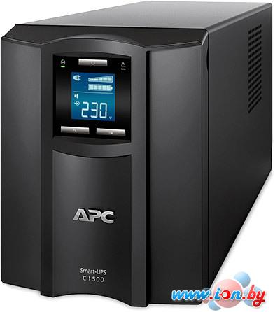 Источник бесперебойного питания APC Smart-UPS C 1500VA LCD 230V (SMC1500I) в Могилёве