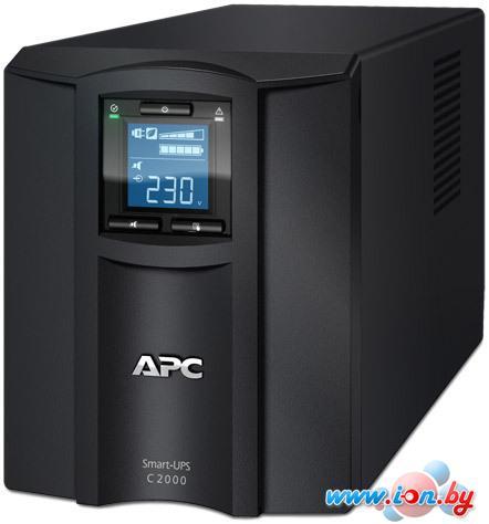 Источник бесперебойного питания APC Smart-UPS C 2000VA LCD 230V (SMC2000I) в Могилёве