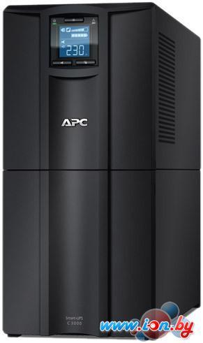 Источник бесперебойного питания APC Smart-UPS C 3000VA LCD 230V (SMC3000I) в Могилёве