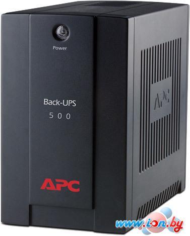Источник бесперебойного питания APC Back-UPS 500VA (BX500CI) в Могилёве
