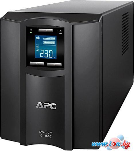 Источник бесперебойного питания APC Smart-UPS C 1000VA LCD 230V (SMC1000I) в Могилёве