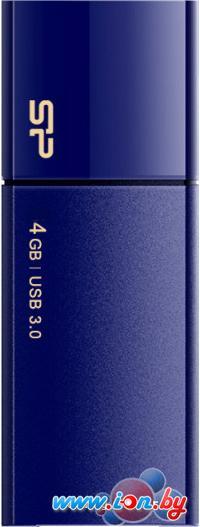 USB Flash Silicon-Power Ultima U05 4GB Blue (SP004GBUF2U05V1D) в Могилёве