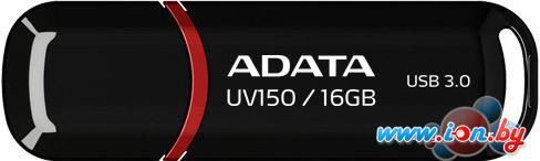 USB Flash A-Data DashDrive UV150 Black 16GB (AUV150-16G-RBK) в Могилёве