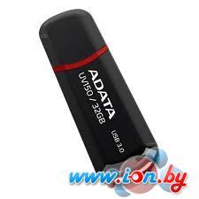 USB Flash A-Data DashDrive UV150 Black 32GB (AUV150-32G-RBK) в Могилёве