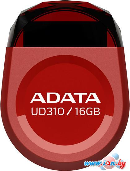 USB Flash A-Data UD310 Red 16Gb (AUD310-16G-RRD) в Могилёве