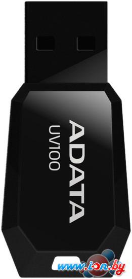 USB Flash A-Data DashDrive UV100 Black 32GB (AUV100-32G-RBK) в Могилёве