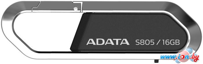 USB Flash A-Data S805 Gray 16GB (AS805-16G-RGY) в Могилёве