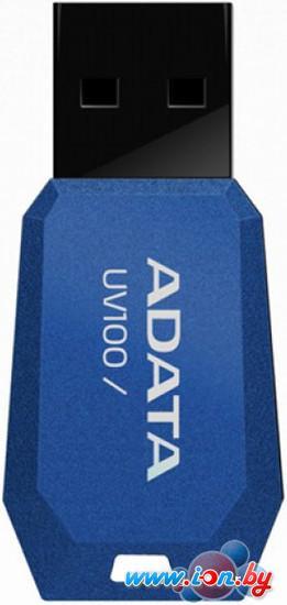 USB Flash A-Data DashDrive UV100 8Gb (AUV100-8G-RBL) в Могилёве