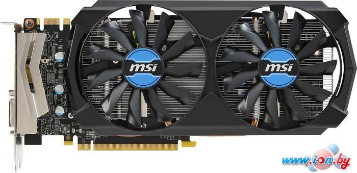 Видеокарта MSI GeForce GTX 970 OC 4GB GDDR5 (GTX 970 4GD5T OC) в Могилёве