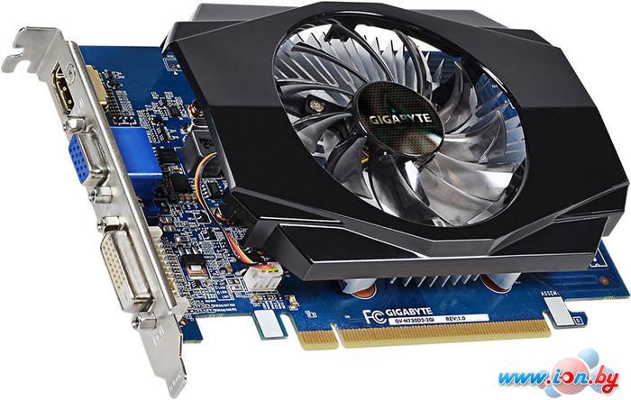 Видеокарта Gigabyte GeForce GT 730 2GB DDR3 (GV-N730D3-2GI) в Могилёве