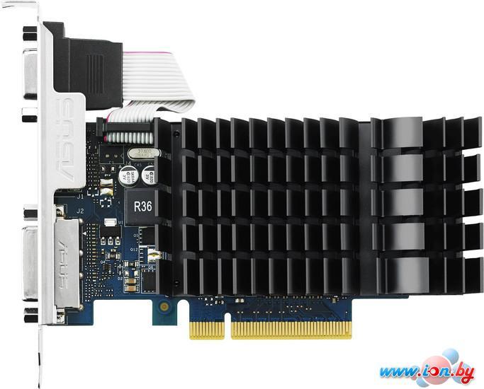 Видеокарта ASUS GeForce GT 730 2GB DDR3 (GT730-SL-2GD3-BRK) в Могилёве