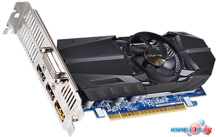Видеокарта Gigabyte GeForce GTX 750 Ti OC 2GB GDDR5 (GV-N75TOC-2GL) в Могилёве