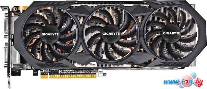 Видеокарта Gigabyte GeForce GTX 970 WindForce 3 OC 4GB GDDR5 (GV-N970WF3OC-4GD) в Могилёве