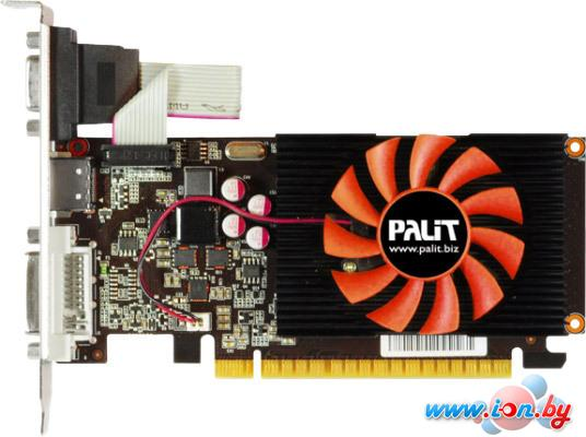 Видеокарта Palit GeForce GT 730 1024MB DDR3 (NEAT7300HD01-1085F) в Могилёве
