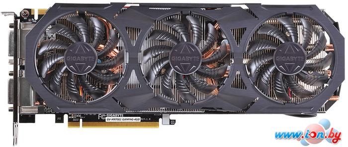 Видеокарта Gigabyte GeForce GTX 970 G1 Gaming 4GB GDDR5 (GV-N970G1 GAMING-4GD) в Могилёве