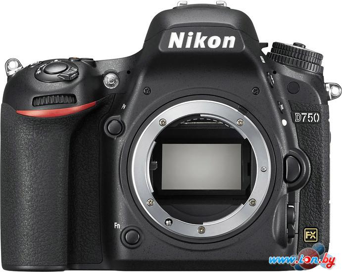 Фотоаппарат Nikon D750 Body в Могилёве