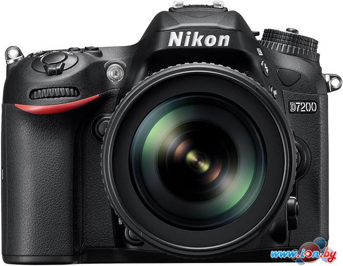 Фотоаппарат Nikon D7200 Kit 18-105mm VR в Могилёве