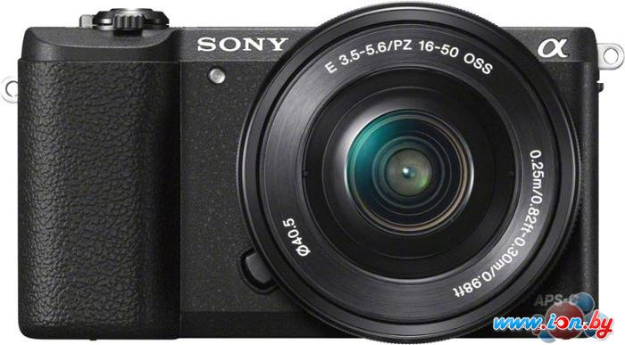 Фотоаппарат Sony Alpha a5100 Double Kit 16-50mm + 55-210mm (ILCE-5100Y) в Могилёве