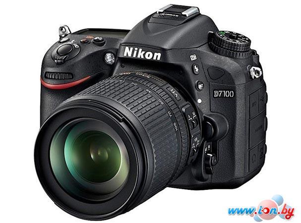 Фотоаппарат Nikon D5500 Kit 18-105mm VR в Могилёве