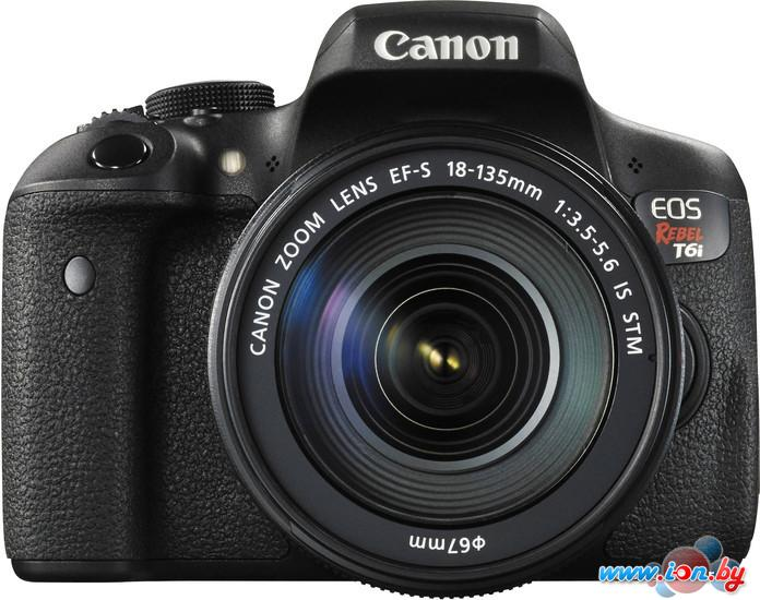 Фотоаппарат Canon EOS 750D Kit 18-135mm IS STM в Могилёве