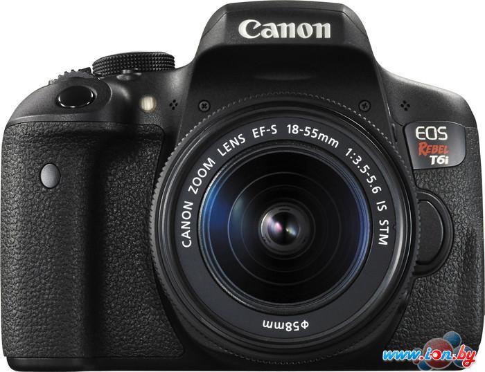 Фотоаппарат Canon EOS 750D Kit 18-55mm IS STM в Могилёве