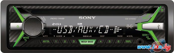 CD/MP3-магнитола Sony CDX-G1100UE в Могилёве