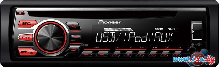 CD/MP3-магнитола Pioneer DEH-2700UI в Могилёве