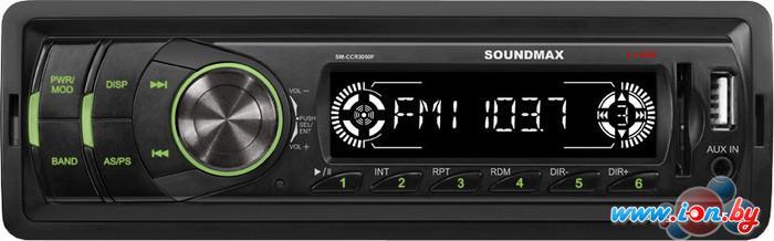 USB-магнитола Soundmax SM-CCR3050F в Могилёве