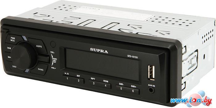 USB-магнитола Supra SFD-1015U в Могилёве
