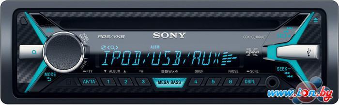 CD/MP3-магнитола Sony CDX-G3100UE в Могилёве