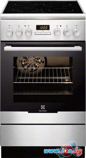 Кухонная плита Electrolux EKC954507X в Могилёве