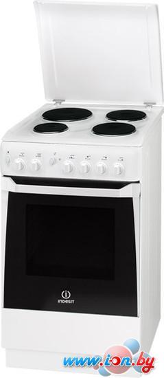 Кухонная плита Indesit KN1E17A(W)/RU в Могилёве