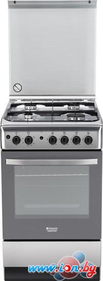 Кухонная плита Hotpoint-Ariston H5GG1F (X) RU в Могилёве