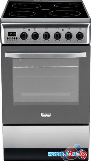 Кухонная плита Hotpoint-Ariston H5V56 (X) RU в Могилёве