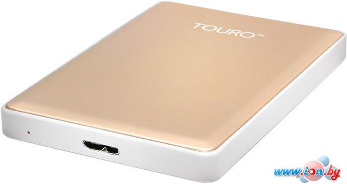 Внешний жесткий диск Hitachi Touro S 500GB Gold (HTOSEC5001BGB) в Могилёве