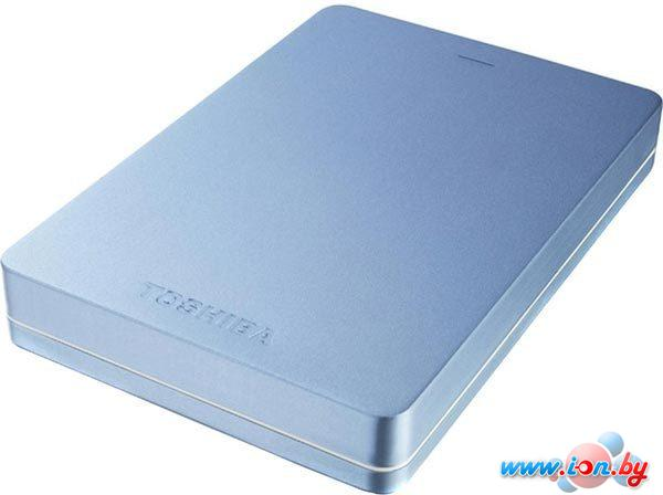 Внешний жесткий диск Toshiba Canvio Alu 500GB (HDTH305EL3AA) в Могилёве