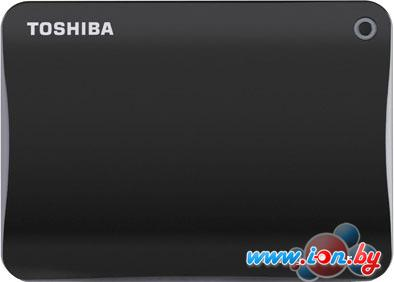 Внешний жесткий диск Toshiba Canvio Connect II 1TB Black (HDTC810EK3AA) в Могилёве
