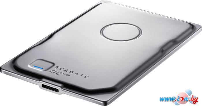 Внешний жесткий диск Seagate Seven 500GB (STDZ500400) в Могилёве