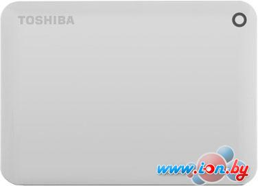 Внешний жесткий диск Toshiba Canvio Connect II 2TB White (HDTC820EW3CA) в Могилёве