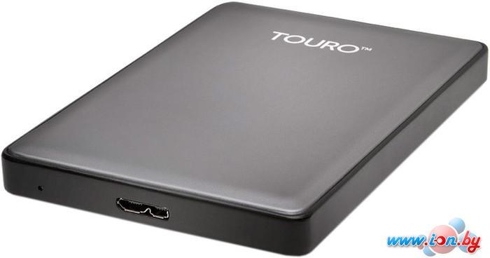 Внешний жесткий диск Hitachi Touro S 500GB Gray (HTOSEC5001BHB) в Могилёве